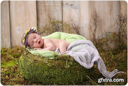 Themilkyway - 2017 Newborn Retreat - Heidi Hope Photography