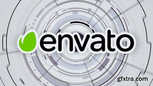 Videohive Hi-Tech HUD Logo Reveal 10171513