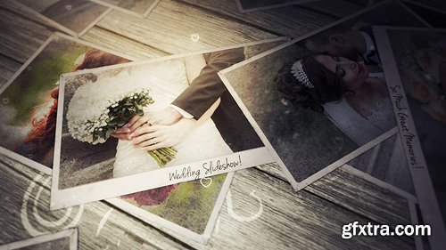 Videohive Wedding Photo Gallery 21773255