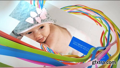 Videohive Colorful Cheerful Intro 21473654