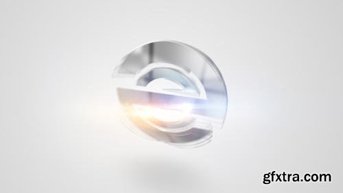Videohive - Quick Clean Bling Logo 2 - 15837417