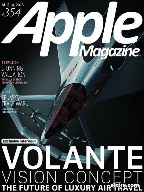AppleMagazine - August 10, 2018
