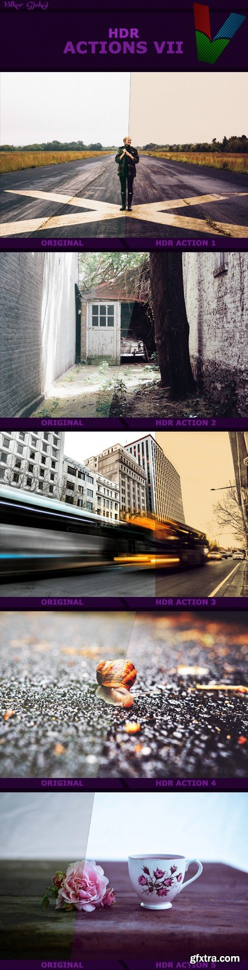 Graphicriver - HDR Action VII 17189230