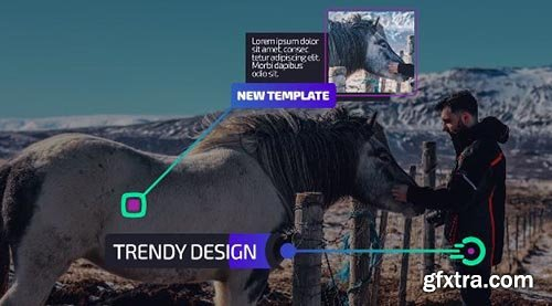 Clean & Modern Call Out Titles - Premiere Pro Templates 96965