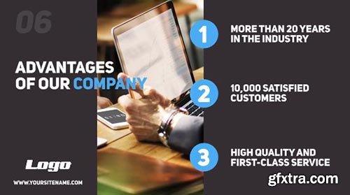 Corporate Presentation - Premiere Pro Templates 97202