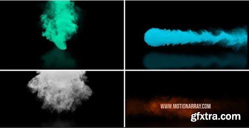 Smokey Logo Reveal - Premiere Pro Templates 97275