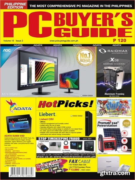 PC Buyer\'s Guide - August 2018