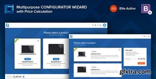 ThemeForest - CONFIGURATOR v1.0 - Multipurpose Working Configurator Wizard - 21288927
