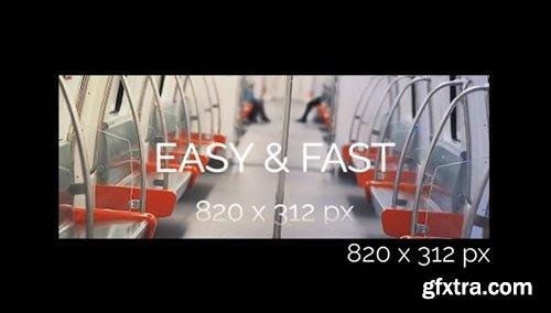 Facebook Cover Video - Premiere Pro Templates 97653