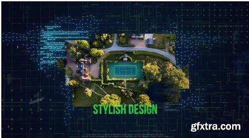 Digital Slideshow - Premiere Pro Templates 97592
