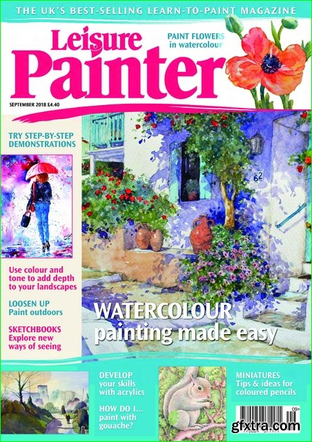 Leisure Painter – September 2018