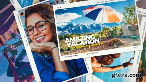 Videohive Inspiring Travel Photo Slideshow 22065027