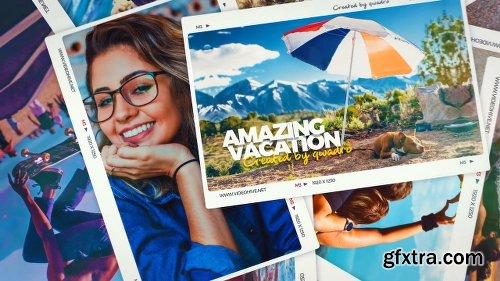 Videohive Inspiring Travel Photo Slideshow 22065027