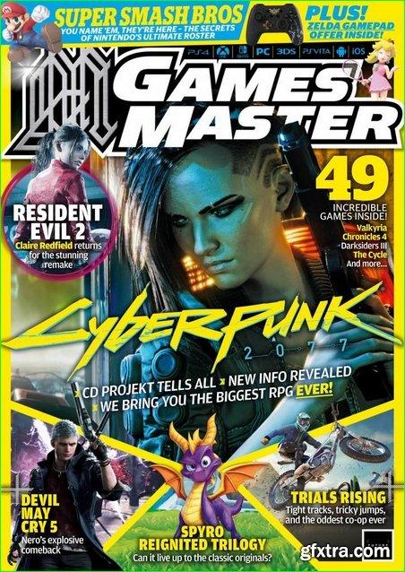 Gamesmaster - September 2018