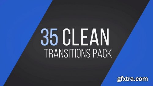 Videohive Transitions V3 17740971