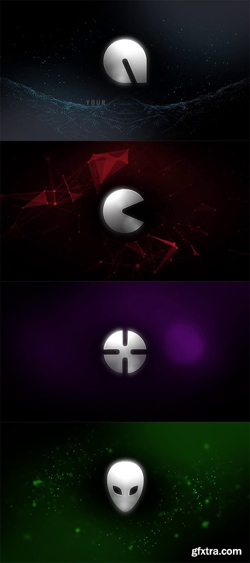 Silver Logo Reveal 97925