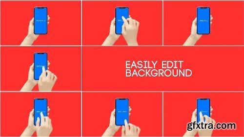 Videohive Smartphone Display | App Promo 22191977