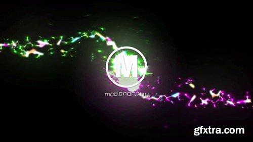 Color Explosion Logo Reveal 97538