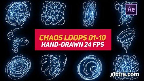 Liquid Elements 3 Chaos Loops 01-10 97652