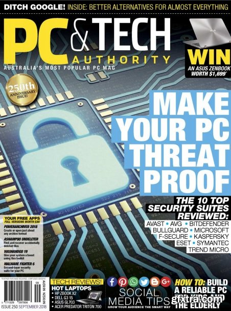 PC & Tech Authority - September 2018