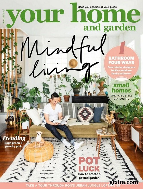 Your Home and Garden - September 2018