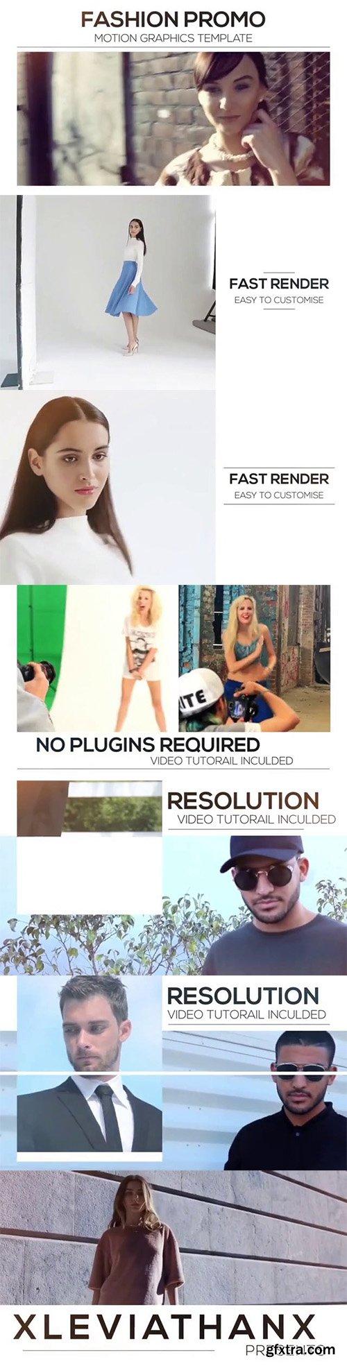 Pond5 - Fashion Promo Slideshow Movie Trailer And Titles Displays Photo Gallery 065508923