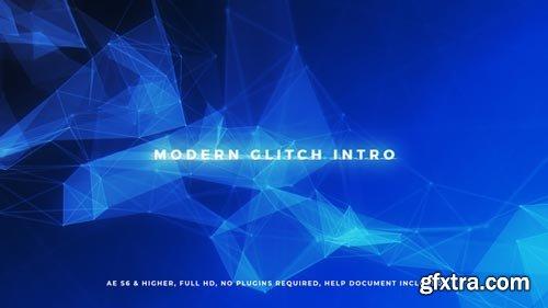 Videohive - Modern Glitch Intro - 20614919
