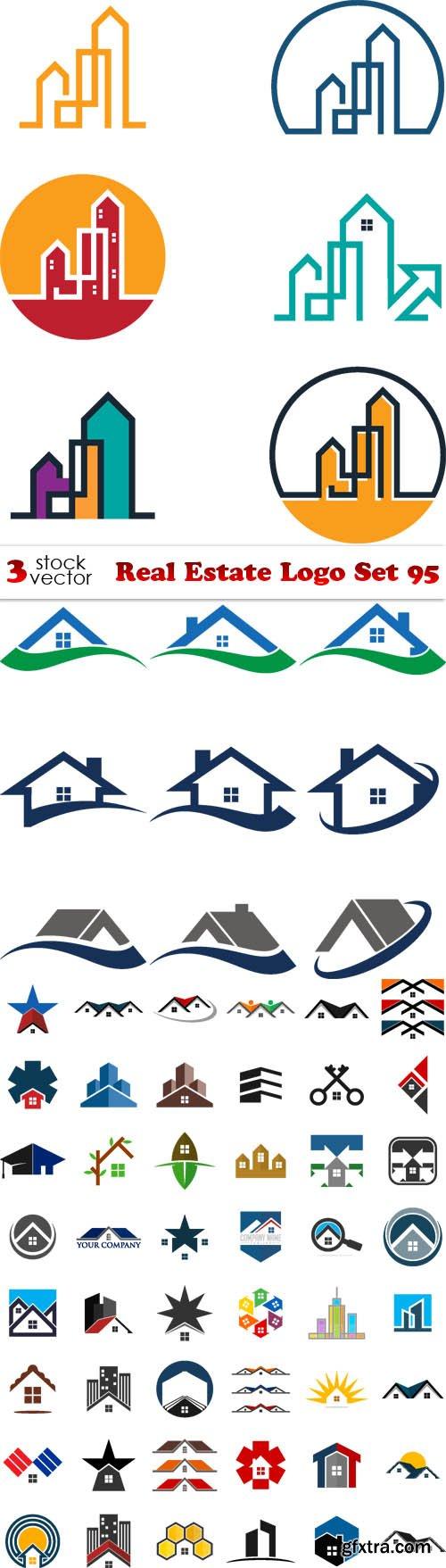 Vectors - Real Estate Logo Set 95
