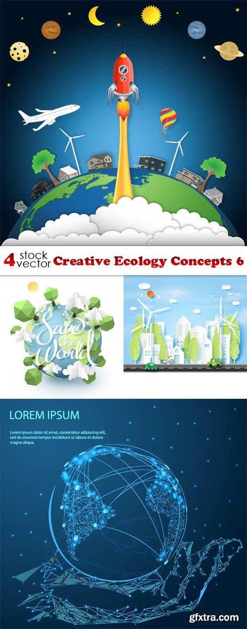 Vectors - Creative Ecology Concepts 6