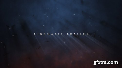Videohive Cinematic Trailer Titles 20720390