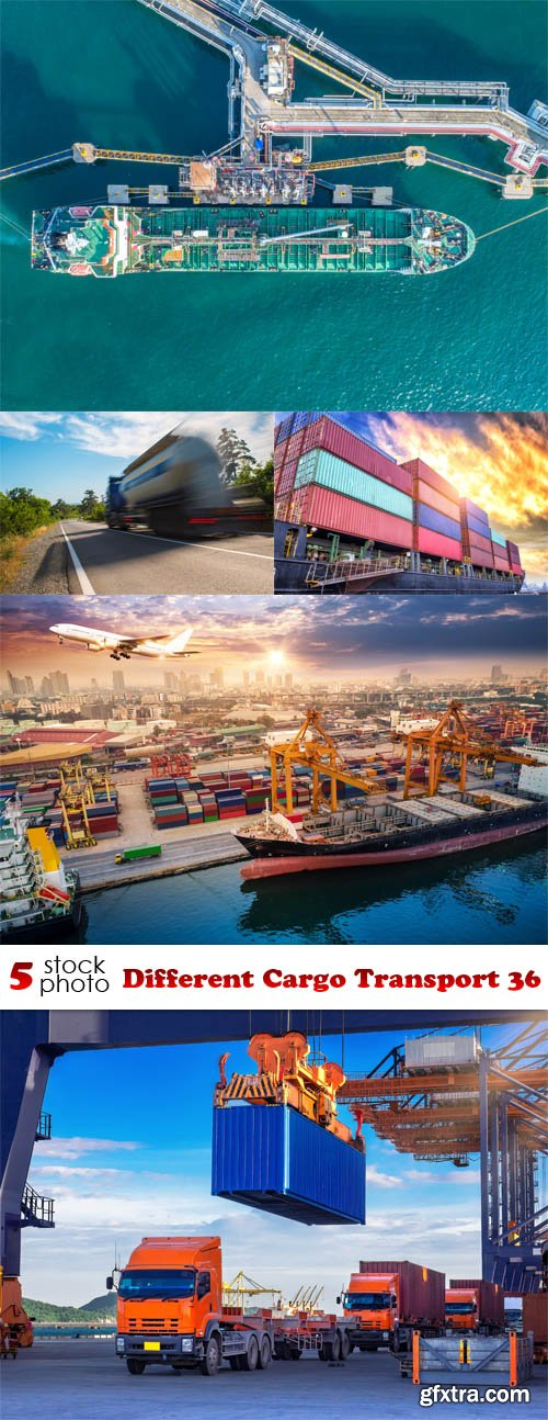 Photos - Different Cargo Transport 36