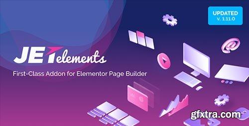 CodeCanyon - JetElements - Addon for Elementor Page Builder V.1.11.2 - 20407053
