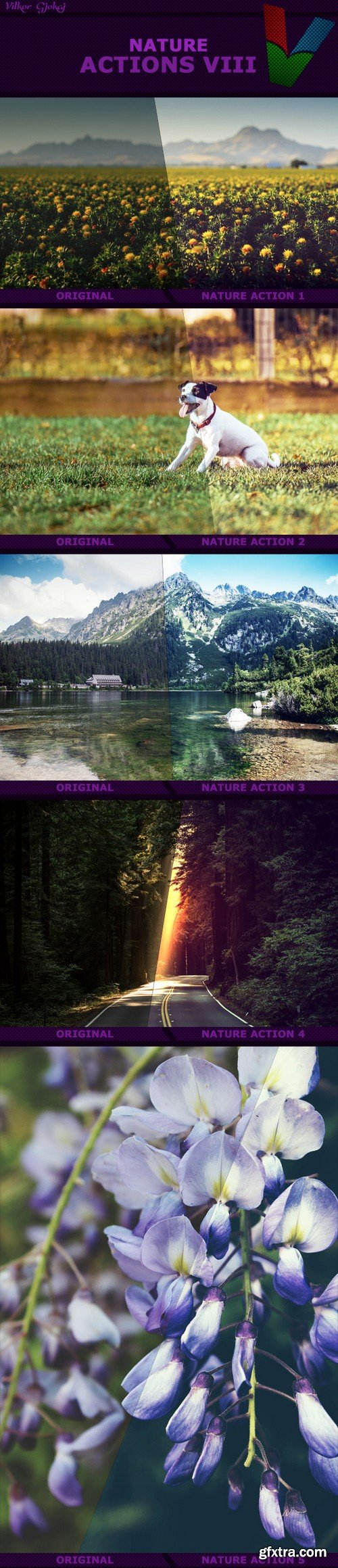 Graphicriver - Nature Actions VIII 17355618