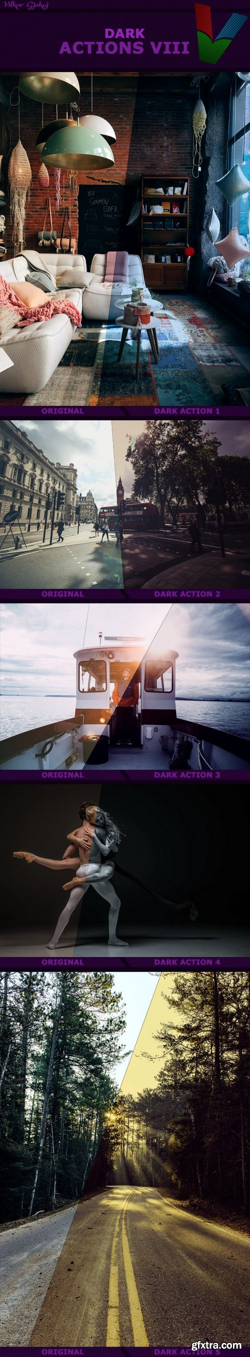 Graphicriver - Dark Actions VIII 17364903