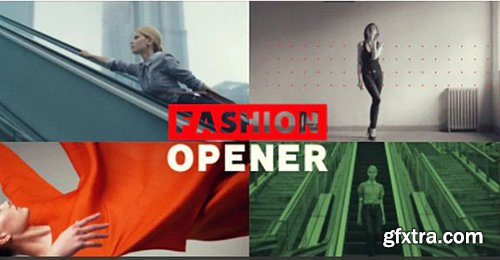 Fashion Opener - After Effects 102158