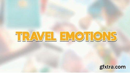 Travel Emotion Slideshow - After Effects 101885