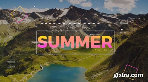 Summer Opener - After Effects 97032