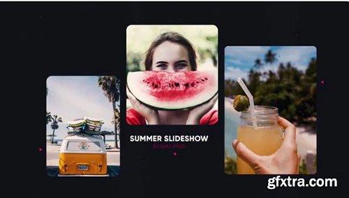 Summer Slideshow - After Effects 101903