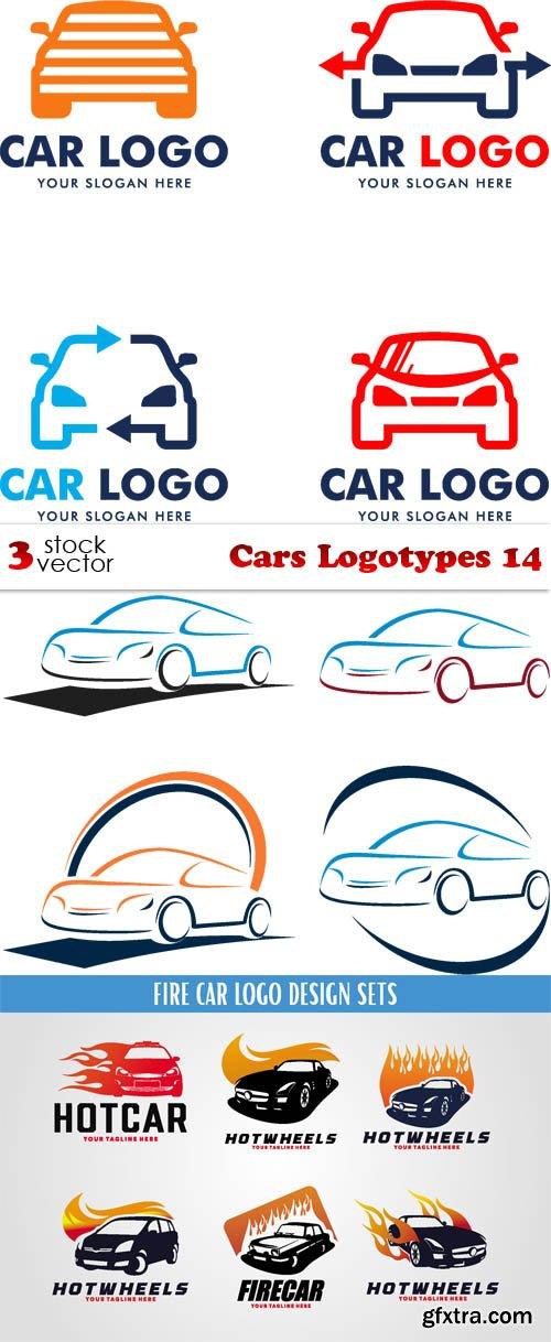 Vectors - Cars Logotypes 14