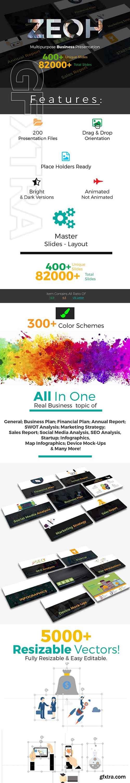 CreativeMarket - Multipurpose Presentation Template 2839332