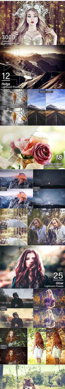 CreativeMarket - 3000+ Perfect Lightroom Presets 2696477