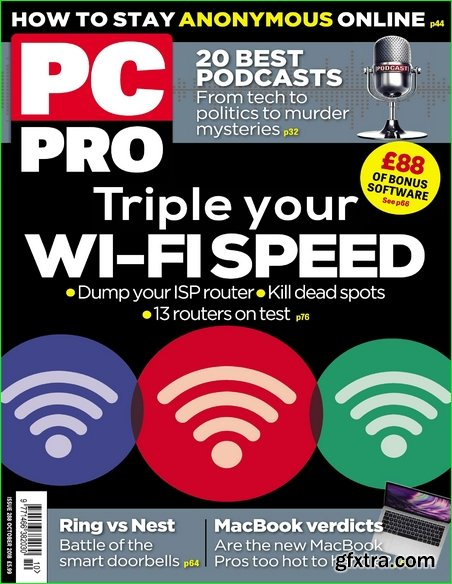 PC Pro - October 2018