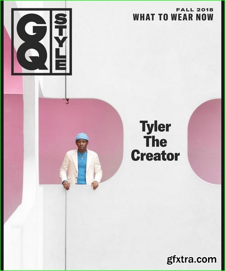 GQ Style USA - August 2018