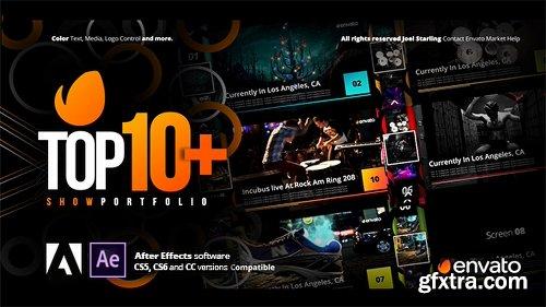 Videohive Top +10 Opener 21108606