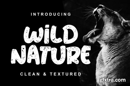 Wild Nature Font