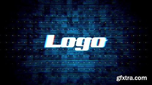 Glitch Logo 97168