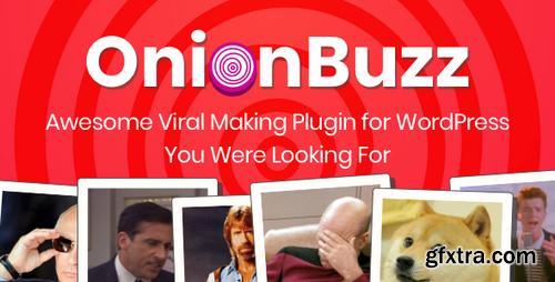 CodeCanyon - Viral Quiz Maker v1.2.4 - OnionBuzz for WordPress - 20021001