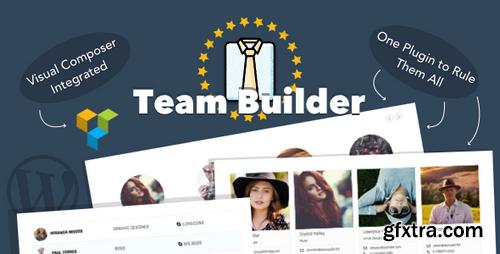 CodeCanyon - Team Builder v1.5.4 — Meet The Team WordPress Plugin - 12723018