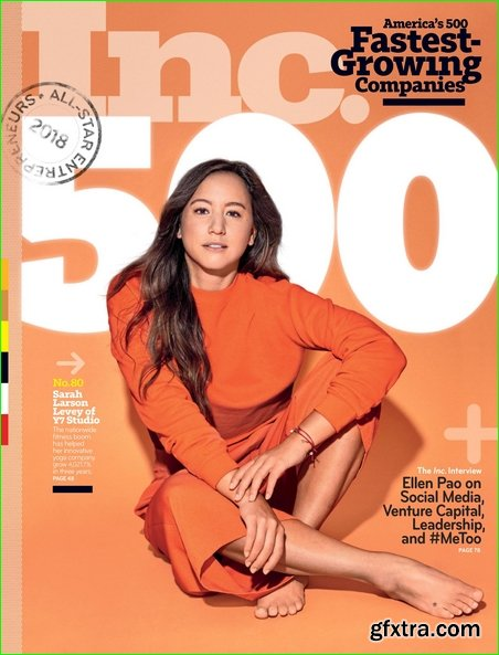 Inc. Magazine - September 2018