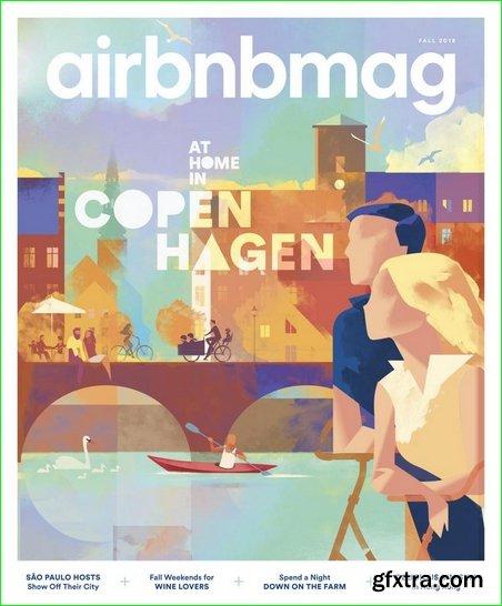AirBnb Magazine - September 01, 2018